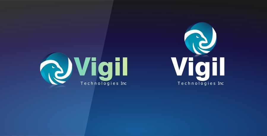 Logo Design by Private User - Entry No. 1 in the Logo Design Contest New Logo Design for Vigil Technologies Inc..