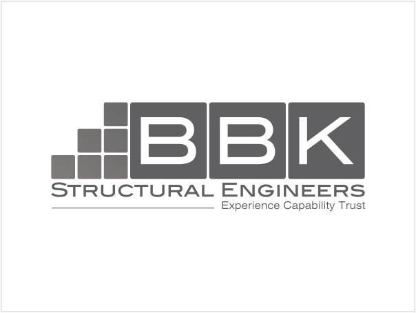 Logo Design by ninisdesign - Entry No. 110 in the Logo Design Contest Logo Design Needed for Exciting New Company BBK Consulting Engineers.