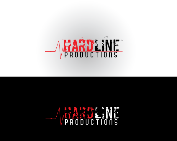 Logo Design by awk - Entry No. 26 in the Logo Design Contest Hardline Productions.