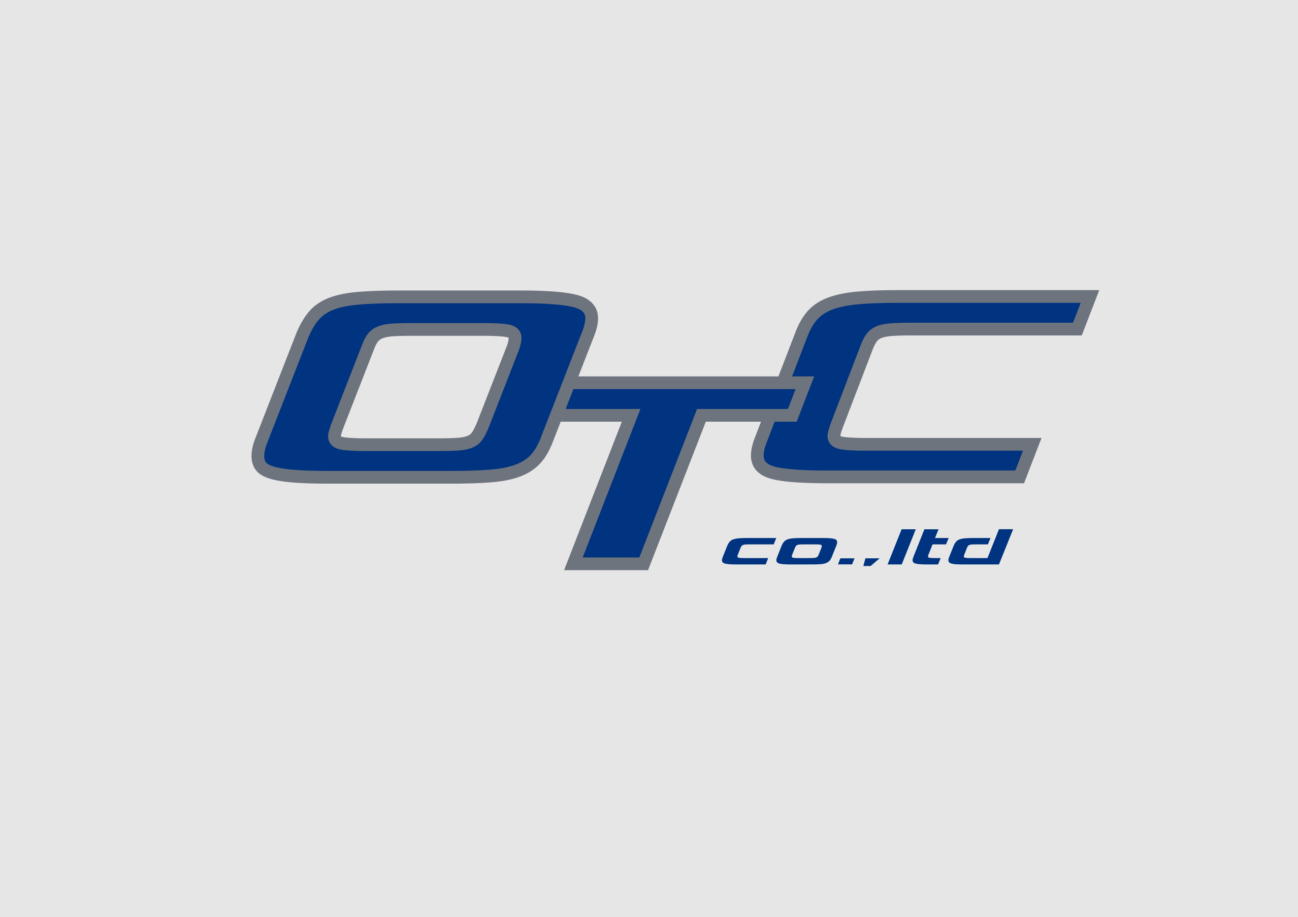 Logo Design by whoosef - Entry No. 148 in the Logo Design Contest Unique Logo Design Wanted for OTC Co.,Ltd..