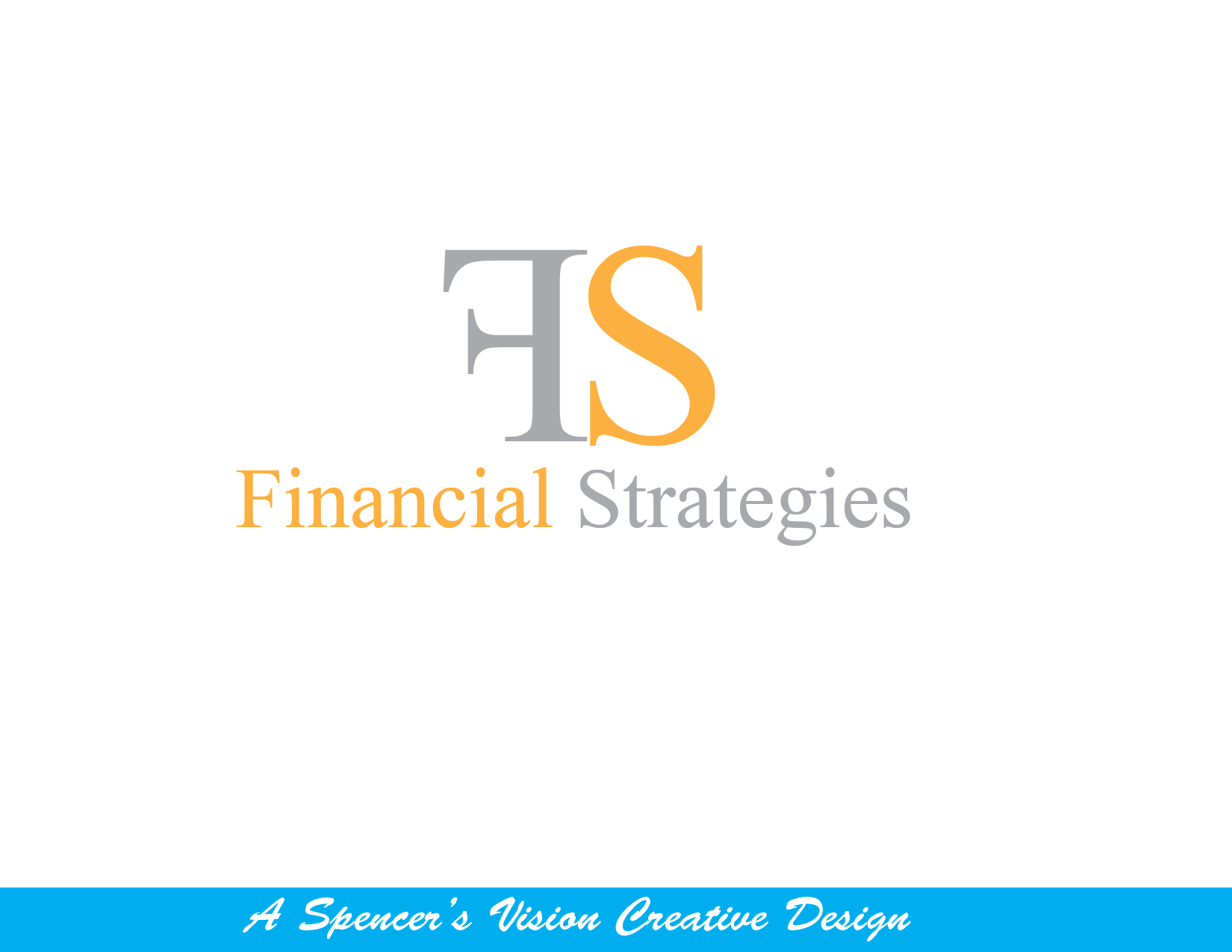 Logo Design by spencersvision - Entry No. 163 in the Logo Design Contest Logo Design Needed for Exciting New Company FS Financial Strategies.