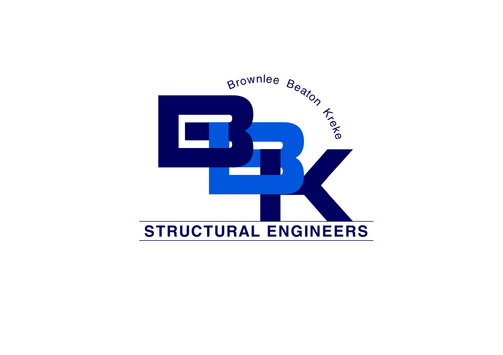 Logo Design by Wilfredo Mendoza - Entry No. 116 in the Logo Design Contest Logo Design Needed for Exciting New Company BBK Consulting Engineers.