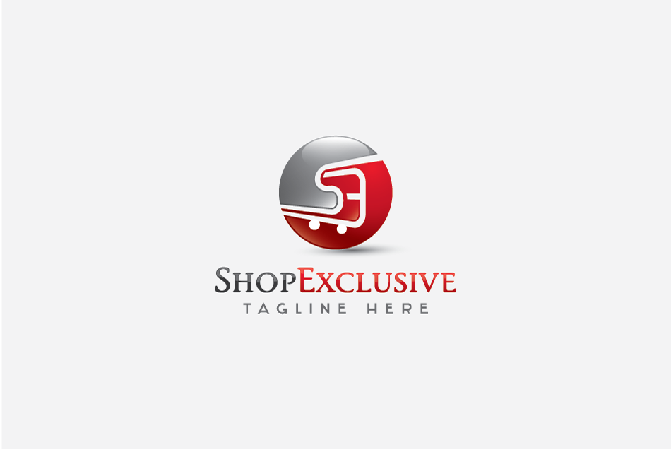 Logo Design by Dipin Bishwakarma - Entry No. 101 in the Logo Design Contest Logo Design needed for branding exciting new company:  ShopExclusive.ca.