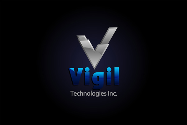 Logo Design by scorpy - Entry No. 2 in the Logo Design Contest New Logo Design for Vigil Technologies Inc..