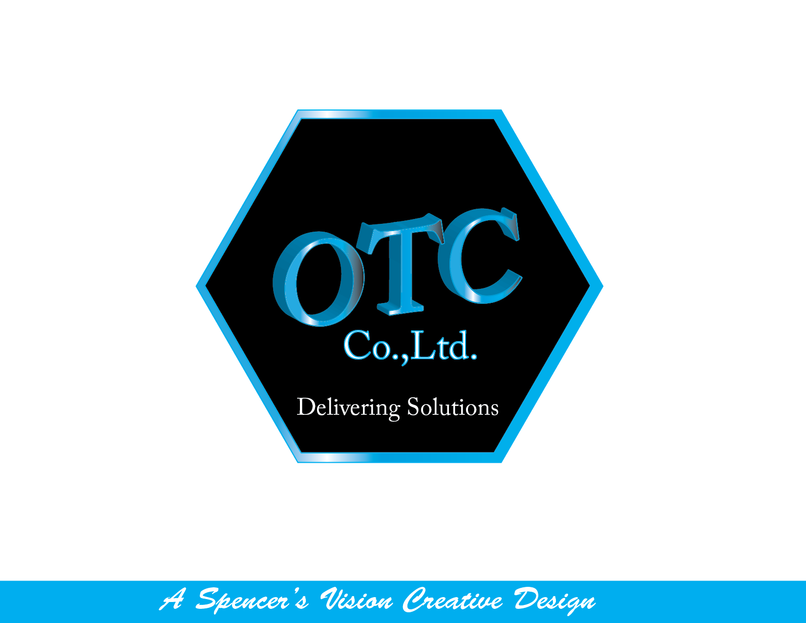 Logo Design by spencersvision - Entry No. 154 in the Logo Design Contest Unique Logo Design Wanted for OTC Co.,Ltd..