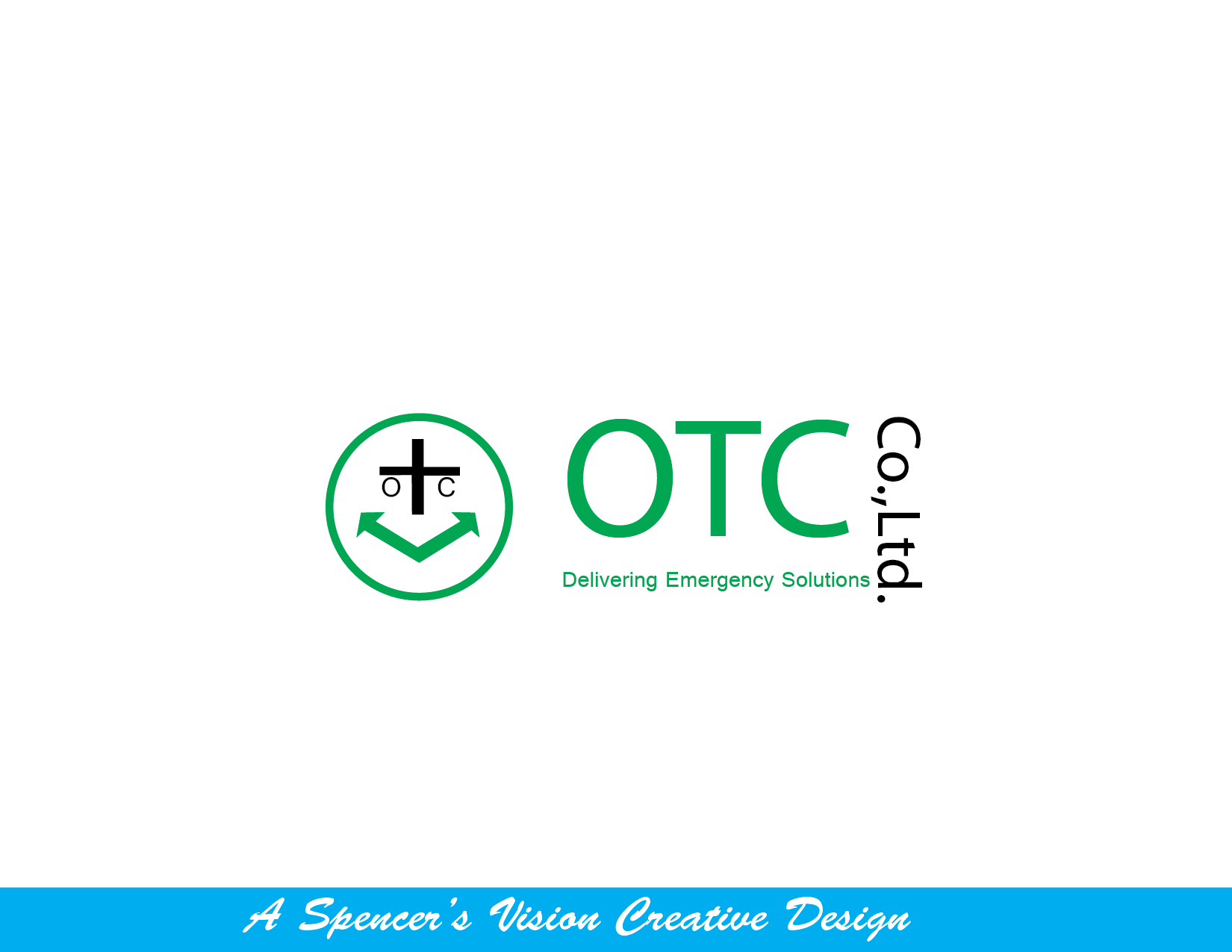 Logo Design by spencersvision - Entry No. 157 in the Logo Design Contest Unique Logo Design Wanted for OTC Co.,Ltd..