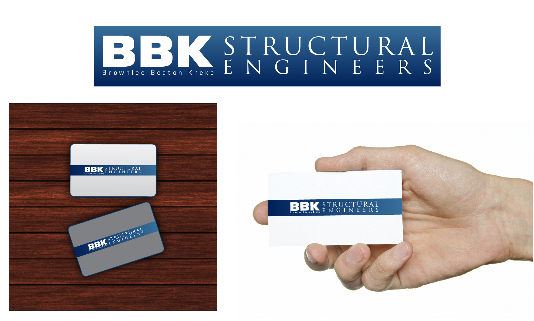 Logo Design by 3draw - Entry No. 136 in the Logo Design Contest Logo Design Needed for Exciting New Company BBK Consulting Engineers.