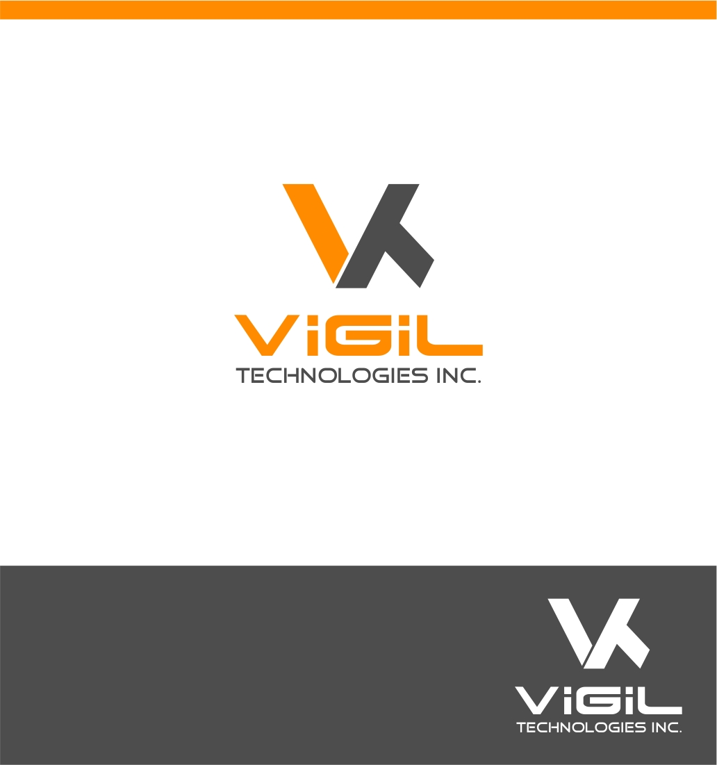Logo Design by haidu - Entry No. 9 in the Logo Design Contest New Logo Design for Vigil Technologies Inc..