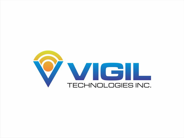 Logo Design by sihanss - Entry No. 13 in the Logo Design Contest New Logo Design for Vigil Technologies Inc..