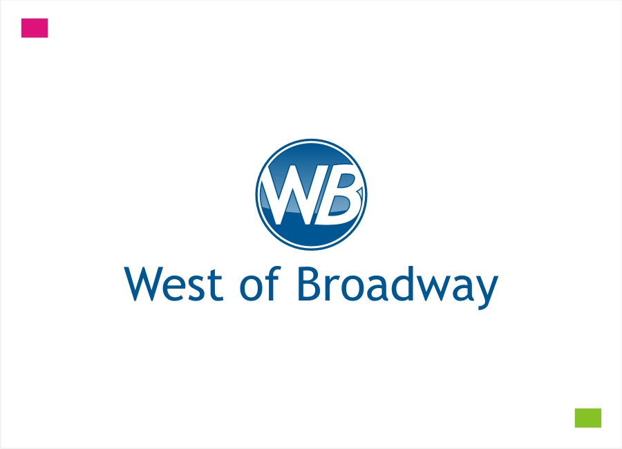 Logo Design by Private User - Entry No. 94 in the Logo Design Contest Unique Logo Design Wanted for West of Broadway.