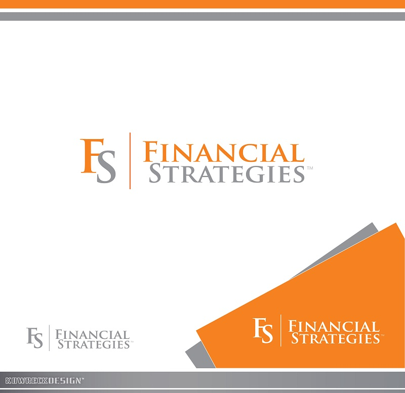 Logo Design by kowreck - Entry No. 195 in the Logo Design Contest Logo Design Needed for Exciting New Company FS Financial Strategies.