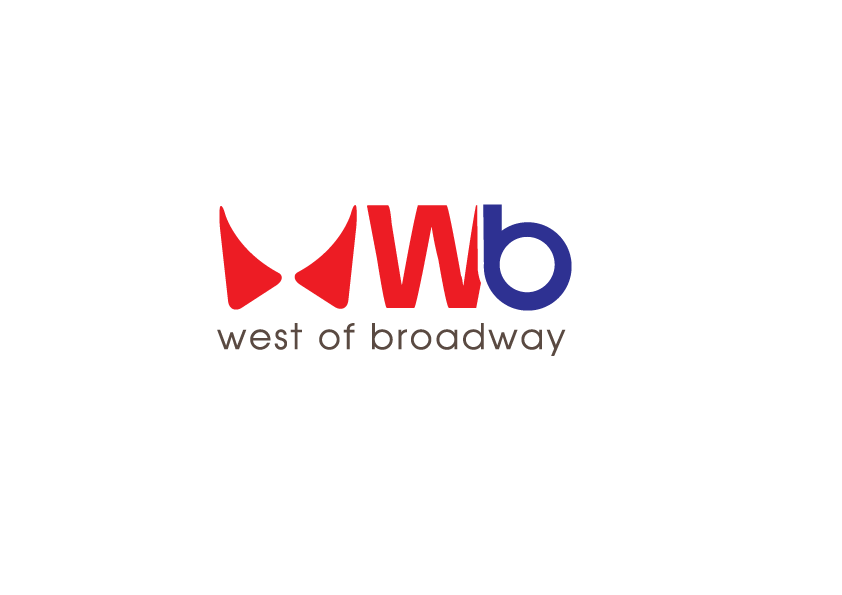 Logo Design by Private User - Entry No. 97 in the Logo Design Contest Unique Logo Design Wanted for West of Broadway.