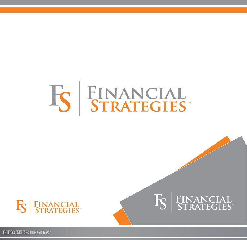 Logo Design by kowreck - Entry No. 199 in the Logo Design Contest Logo Design Needed for Exciting New Company FS Financial Strategies.
