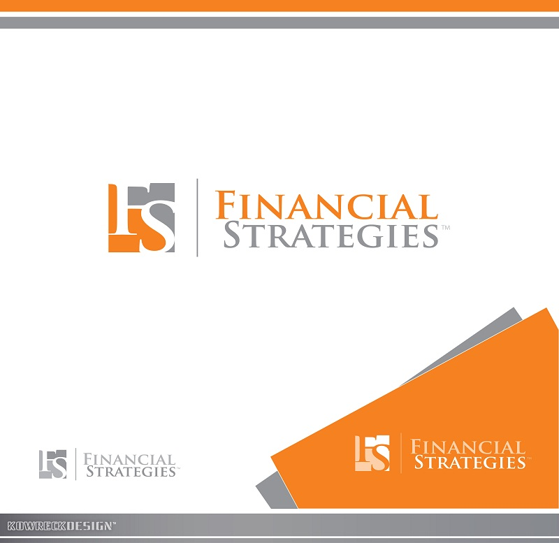 Logo Design by kowreck - Entry No. 200 in the Logo Design Contest Logo Design Needed for Exciting New Company FS Financial Strategies.