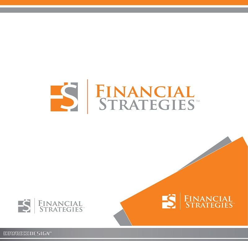 Logo Design by kowreck - Entry No. 201 in the Logo Design Contest Logo Design Needed for Exciting New Company FS Financial Strategies.