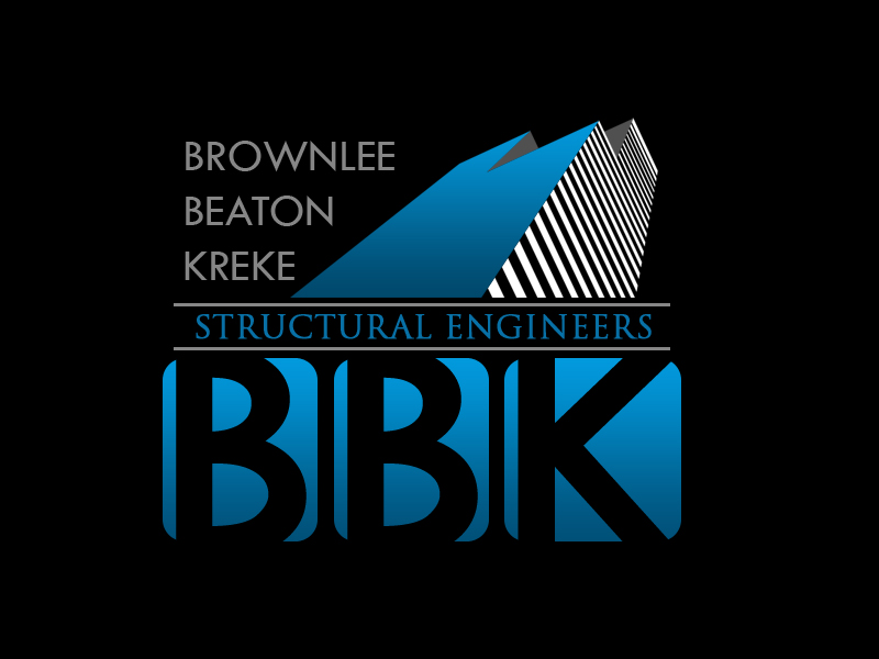 Logo Design by Private User - Entry No. 142 in the Logo Design Contest Logo Design Needed for Exciting New Company BBK Consulting Engineers.