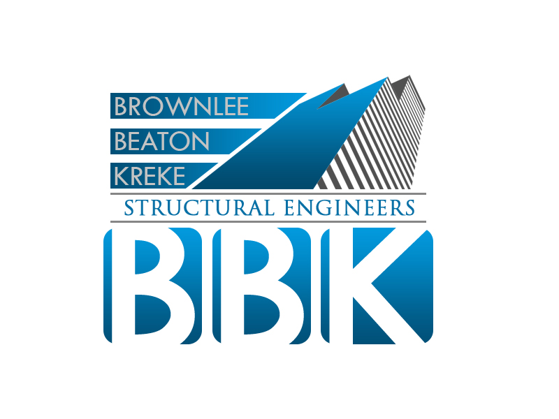 Logo Design by Private User - Entry No. 144 in the Logo Design Contest Logo Design Needed for Exciting New Company BBK Consulting Engineers.