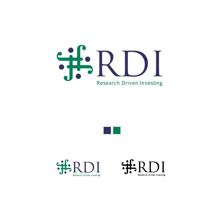 Logo Design by elmd - Entry No. 3 in the Logo Design Contest RDI Logo Design - Financial Website.