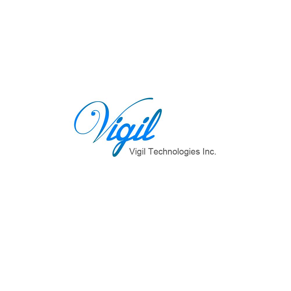 Logo Design by Moshiur Rahman - Entry No. 24 in the Logo Design Contest New Logo Design for Vigil Technologies Inc..