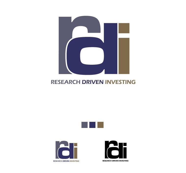 Logo Design by elmd - Entry No. 9 in the Logo Design Contest RDI Logo Design - Financial Website.