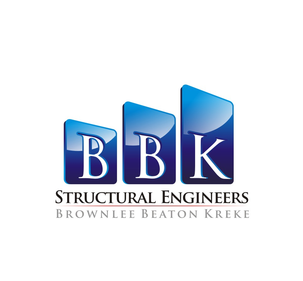 Logo Design by Reivan Ferdinan - Entry No. 154 in the Logo Design Contest Logo Design Needed for Exciting New Company BBK Consulting Engineers.