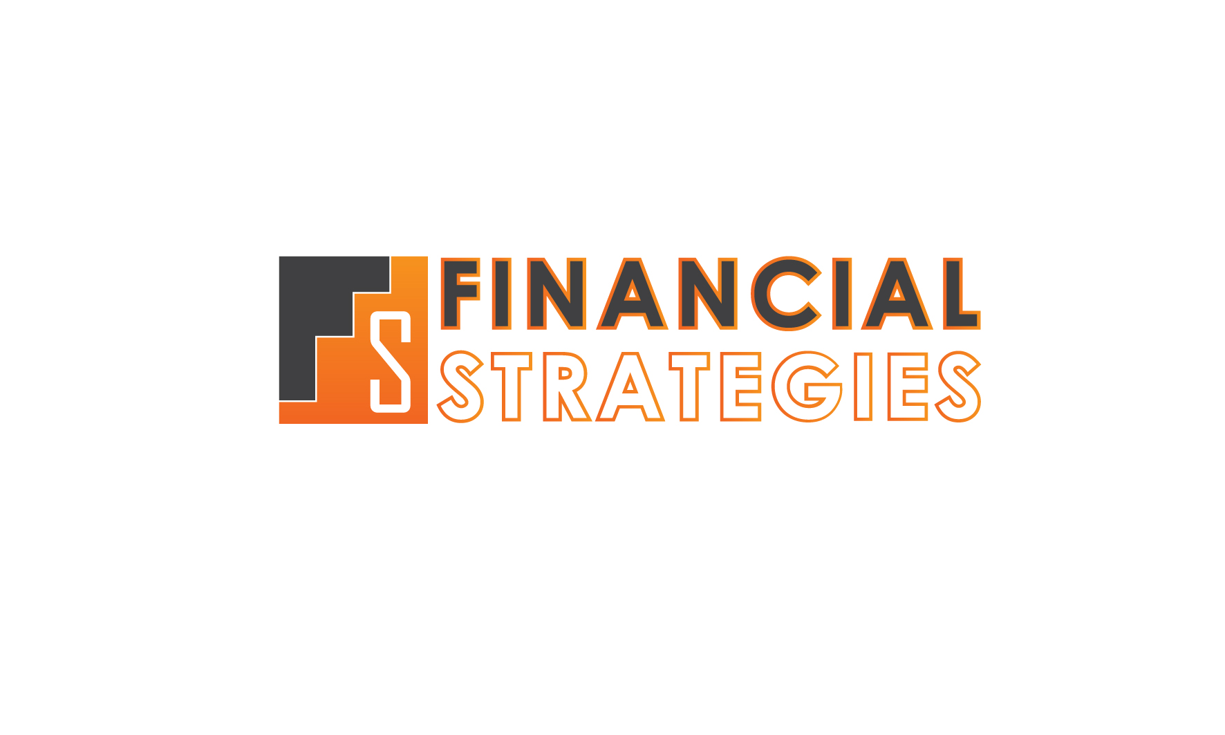 Logo Design by 3draw - Entry No. 210 in the Logo Design Contest Logo Design Needed for Exciting New Company FS Financial Strategies.
