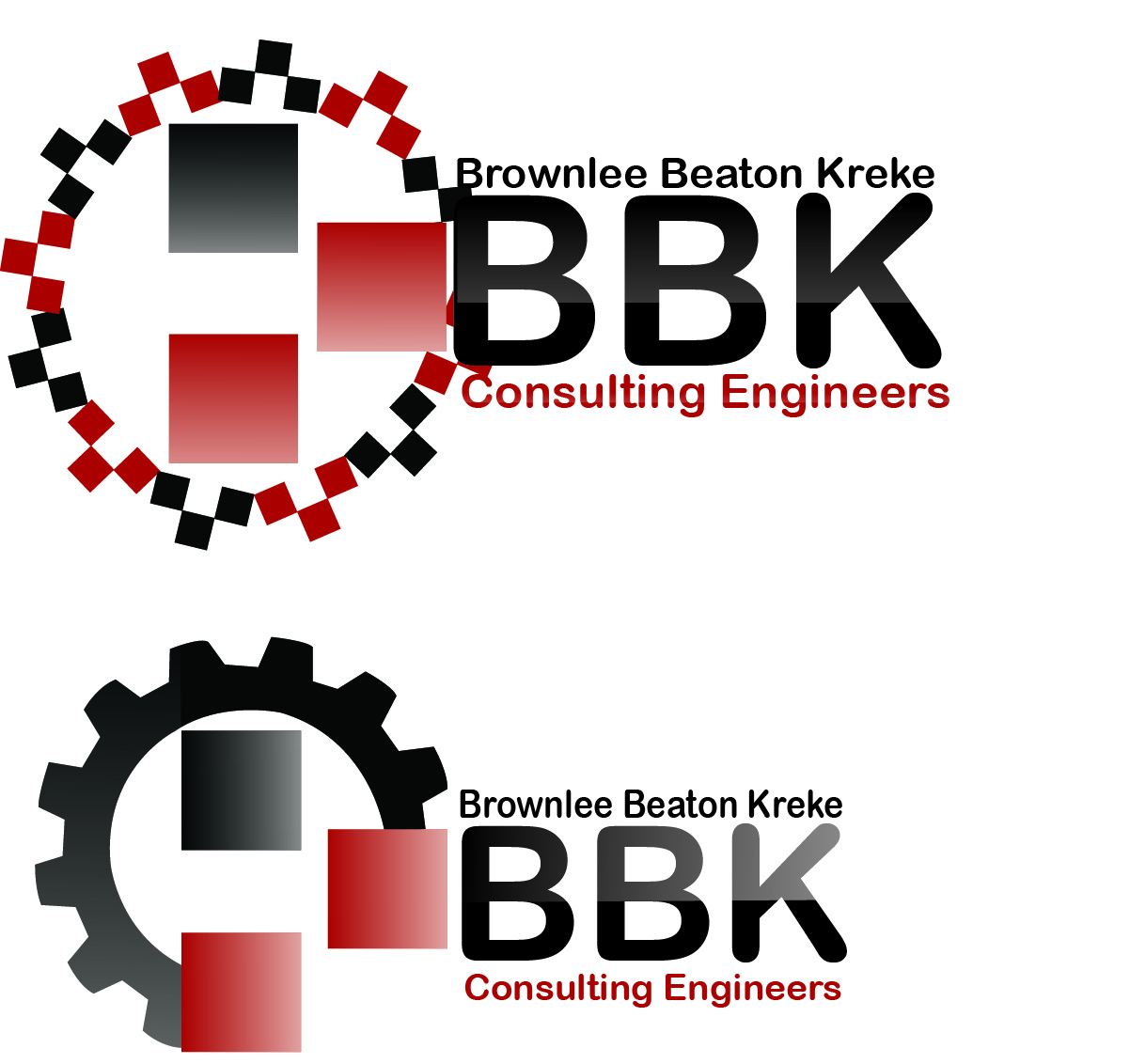 Logo Design by Private User - Entry No. 161 in the Logo Design Contest Logo Design Needed for Exciting New Company BBK Consulting Engineers.