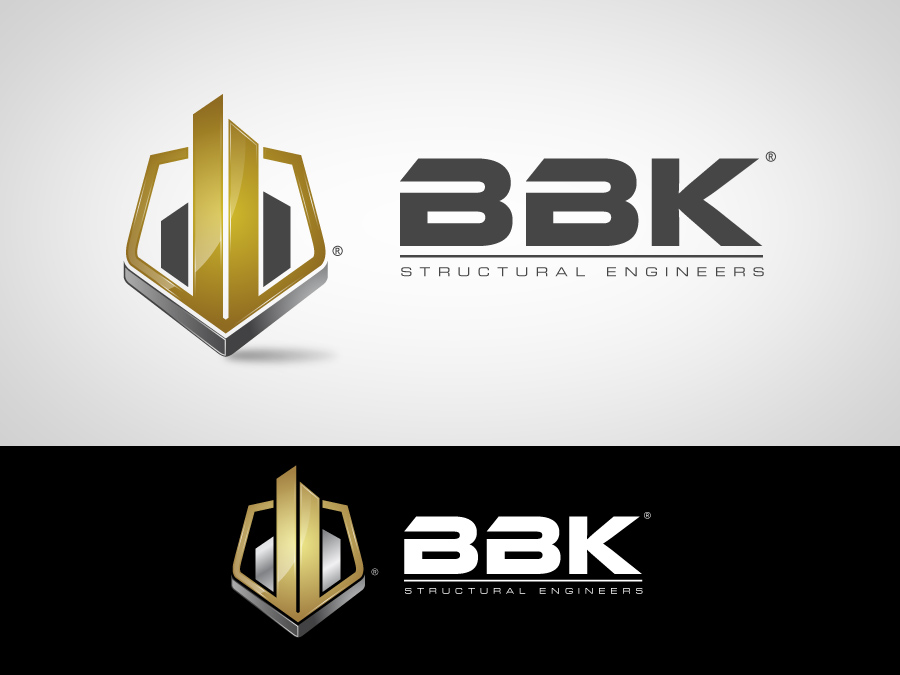 Logo Design by jpbituin - Entry No. 162 in the Logo Design Contest Logo Design Needed for Exciting New Company BBK Consulting Engineers.