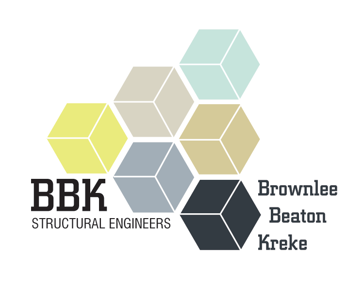 Logo Design by Lindsey Streitz - Entry No. 164 in the Logo Design Contest Logo Design Needed for Exciting New Company BBK Consulting Engineers.