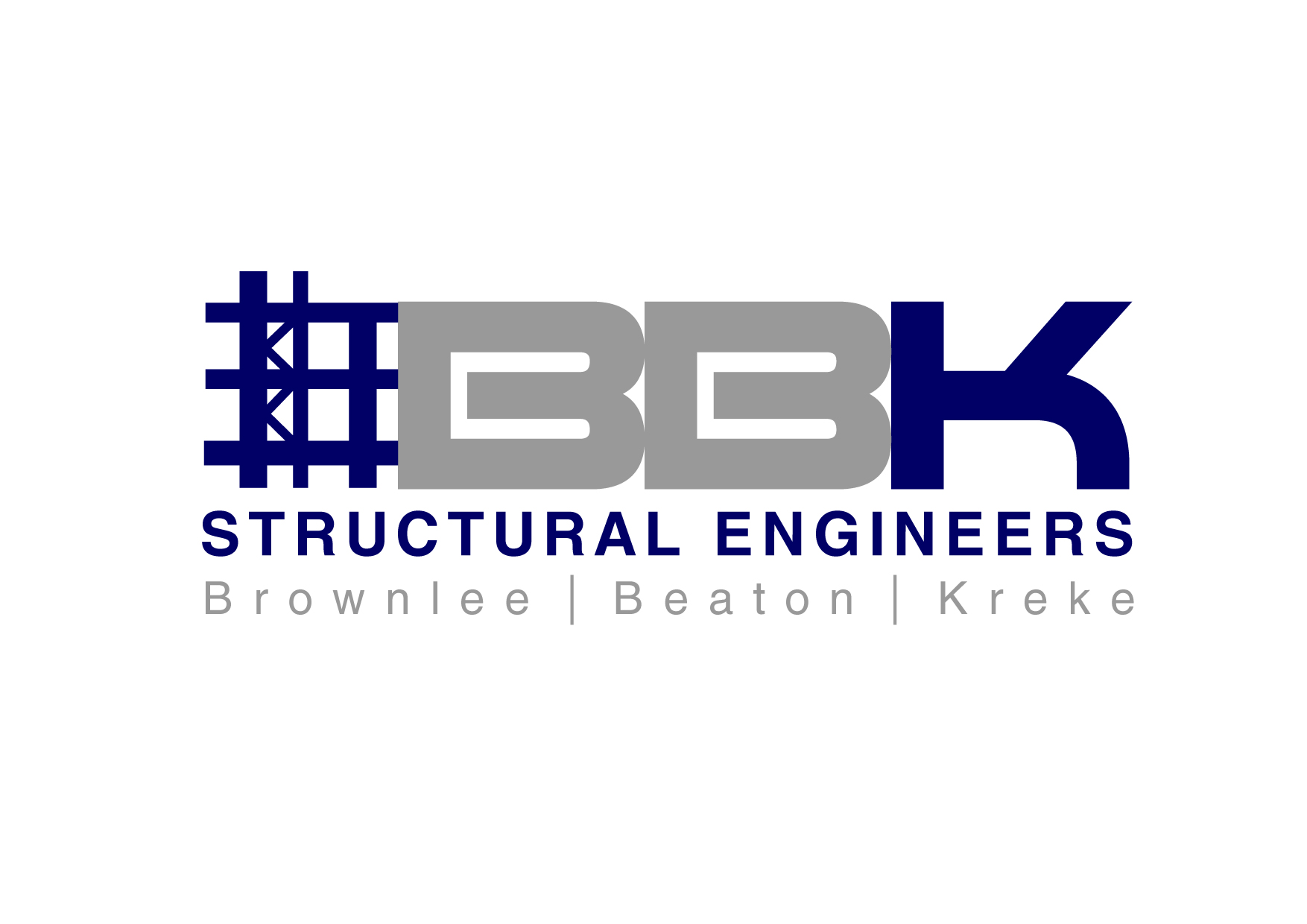 Logo Design by Wilfredo Mendoza - Entry No. 166 in the Logo Design Contest Logo Design Needed for Exciting New Company BBK Consulting Engineers.