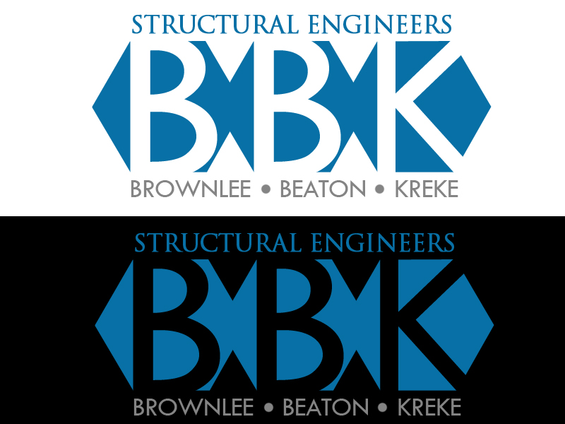 Logo Design by Private User - Entry No. 168 in the Logo Design Contest Logo Design Needed for Exciting New Company BBK Consulting Engineers.