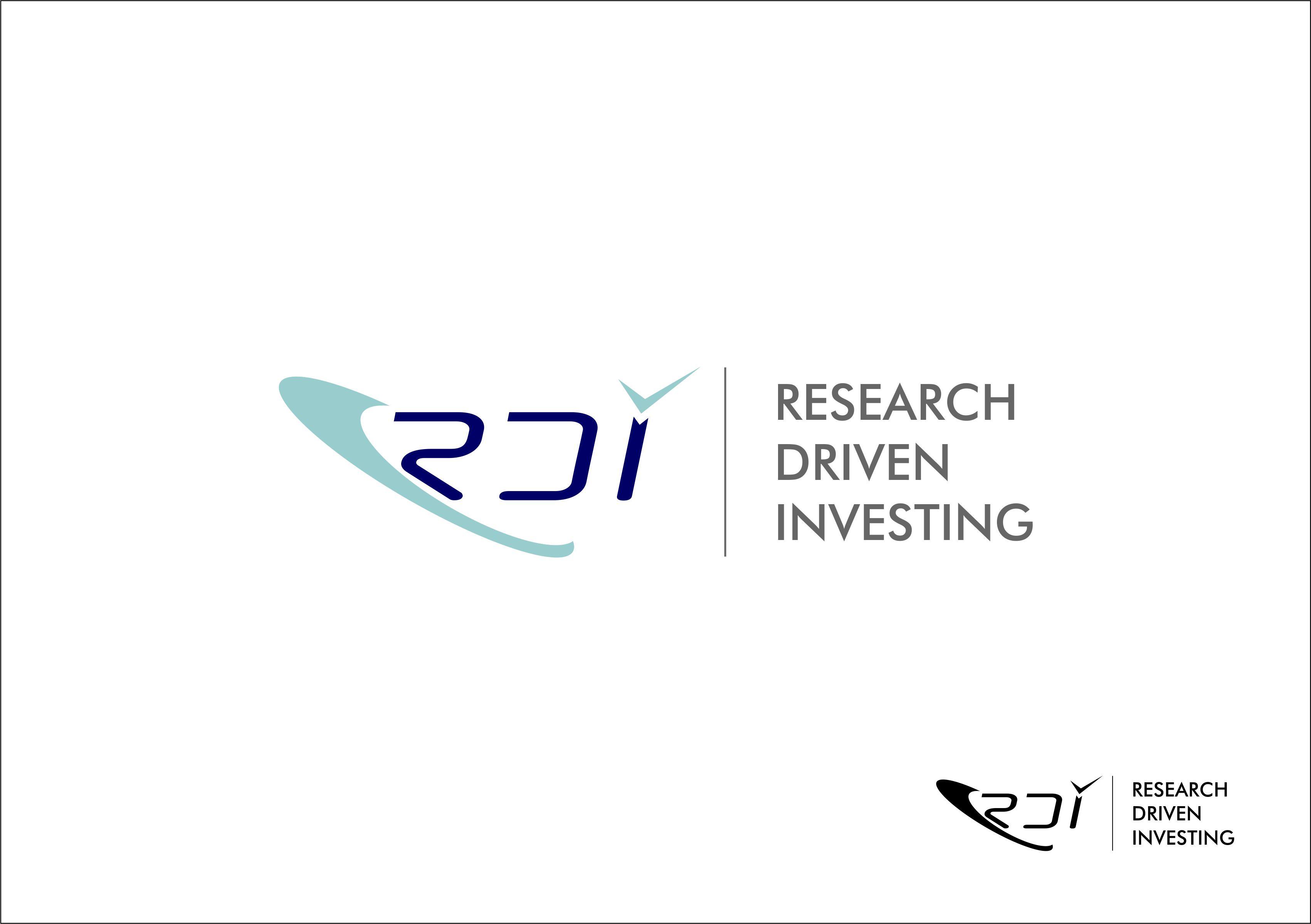 Logo Design by Fatih Ercan - Entry No. 19 in the Logo Design Contest RDI Logo Design - Financial Website.