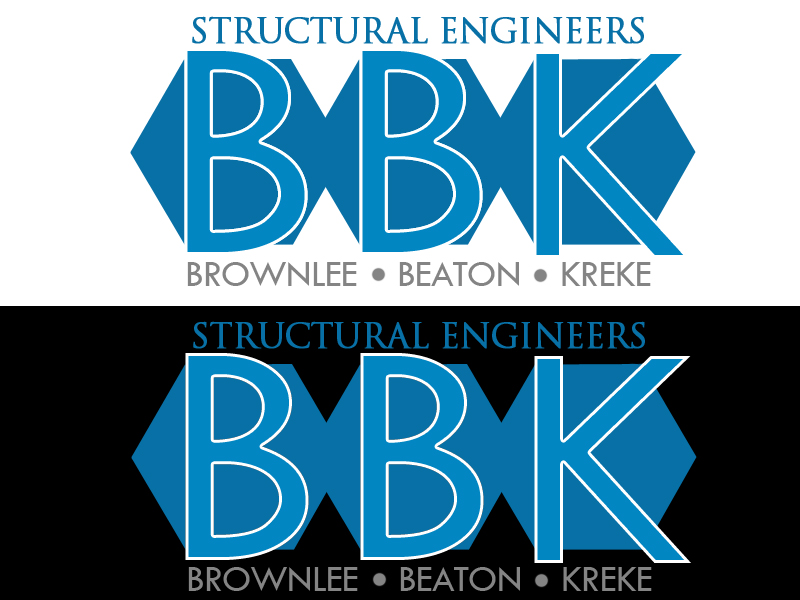 Logo Design by Private User - Entry No. 169 in the Logo Design Contest Logo Design Needed for Exciting New Company BBK Consulting Engineers.
