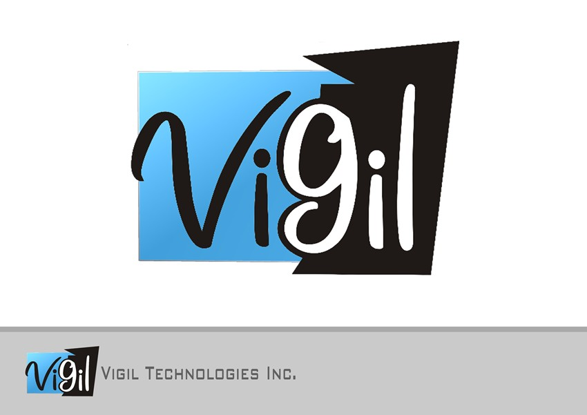 Logo Design by Respati Himawan - Entry No. 29 in the Logo Design Contest New Logo Design for Vigil Technologies Inc..