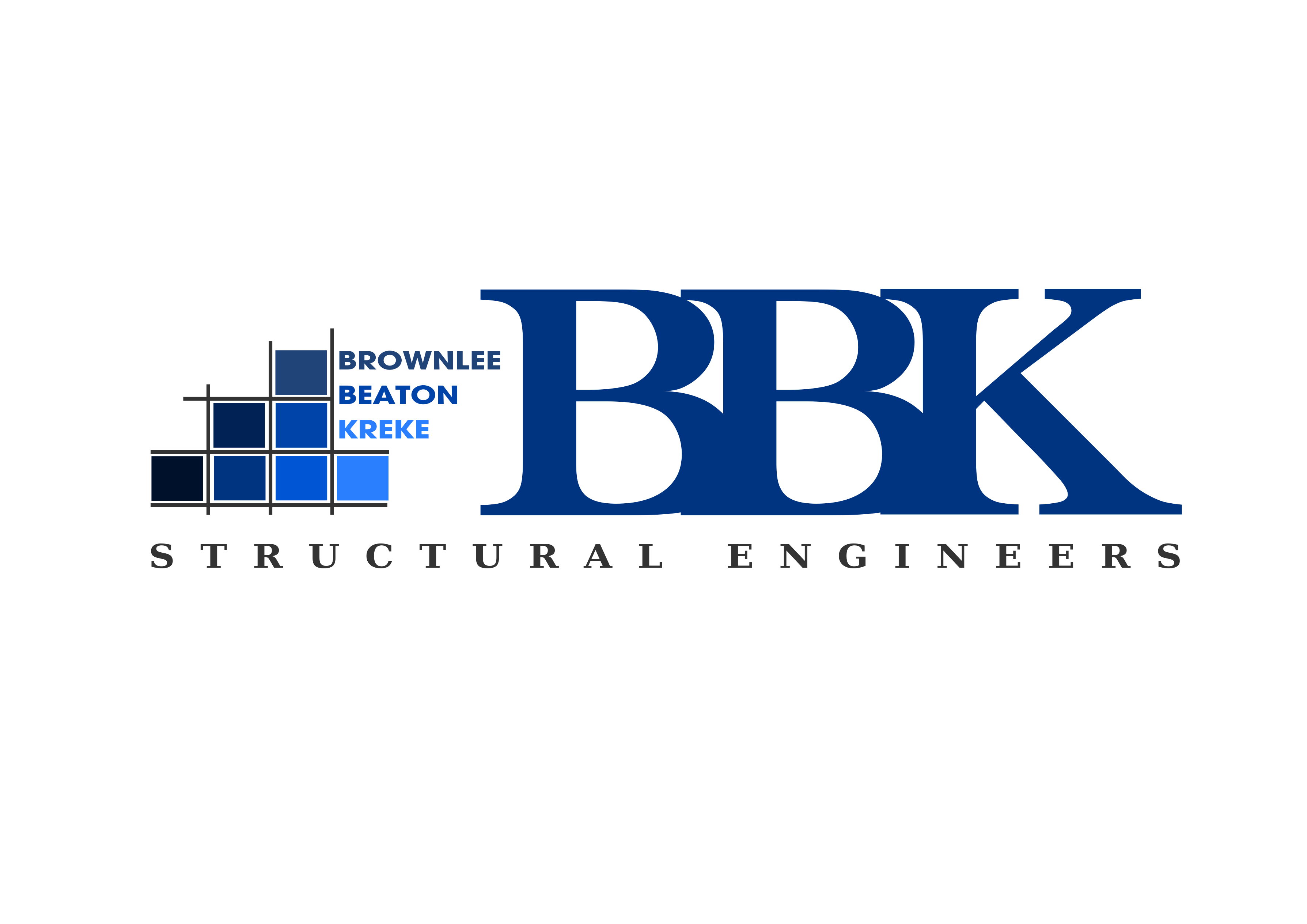 Logo Design by whoosef - Entry No. 178 in the Logo Design Contest Logo Design Needed for Exciting New Company BBK Consulting Engineers.