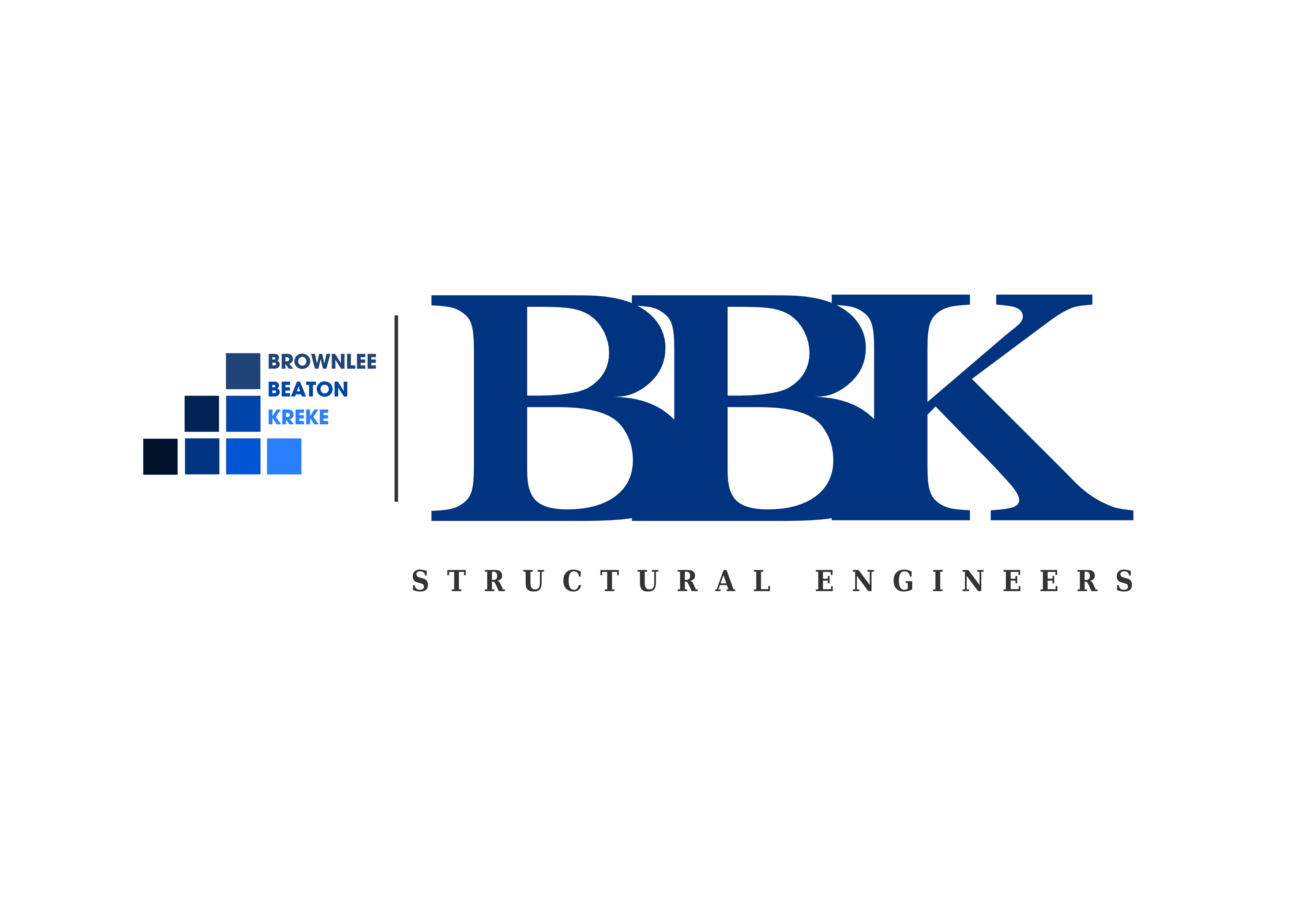 Logo Design by whoosef - Entry No. 180 in the Logo Design Contest Logo Design Needed for Exciting New Company BBK Consulting Engineers.