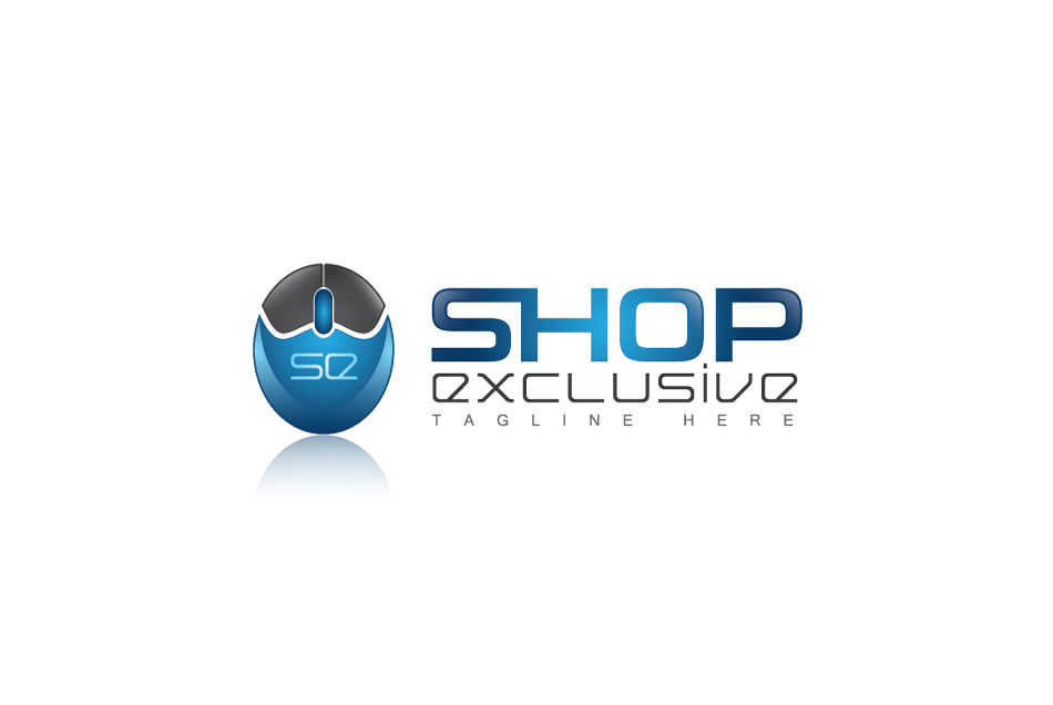 Logo Design by Dipin Bishwakarma - Entry No. 171 in the Logo Design Contest Logo Design needed for branding exciting new company:  ShopExclusive.ca.