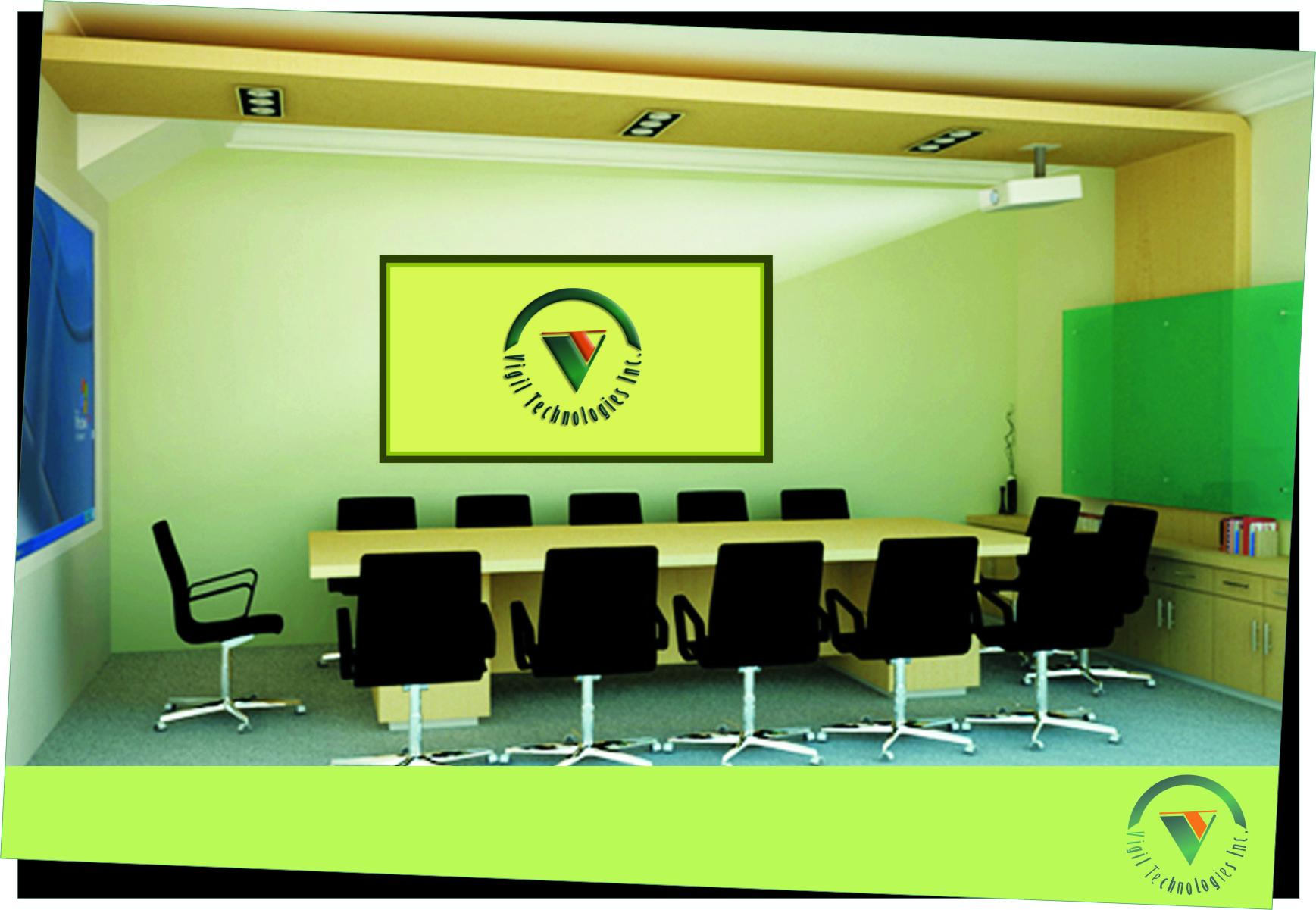 Logo Design by RasYa Muhammad Athaya - Entry No. 35 in the Logo Design Contest New Logo Design for Vigil Technologies Inc..
