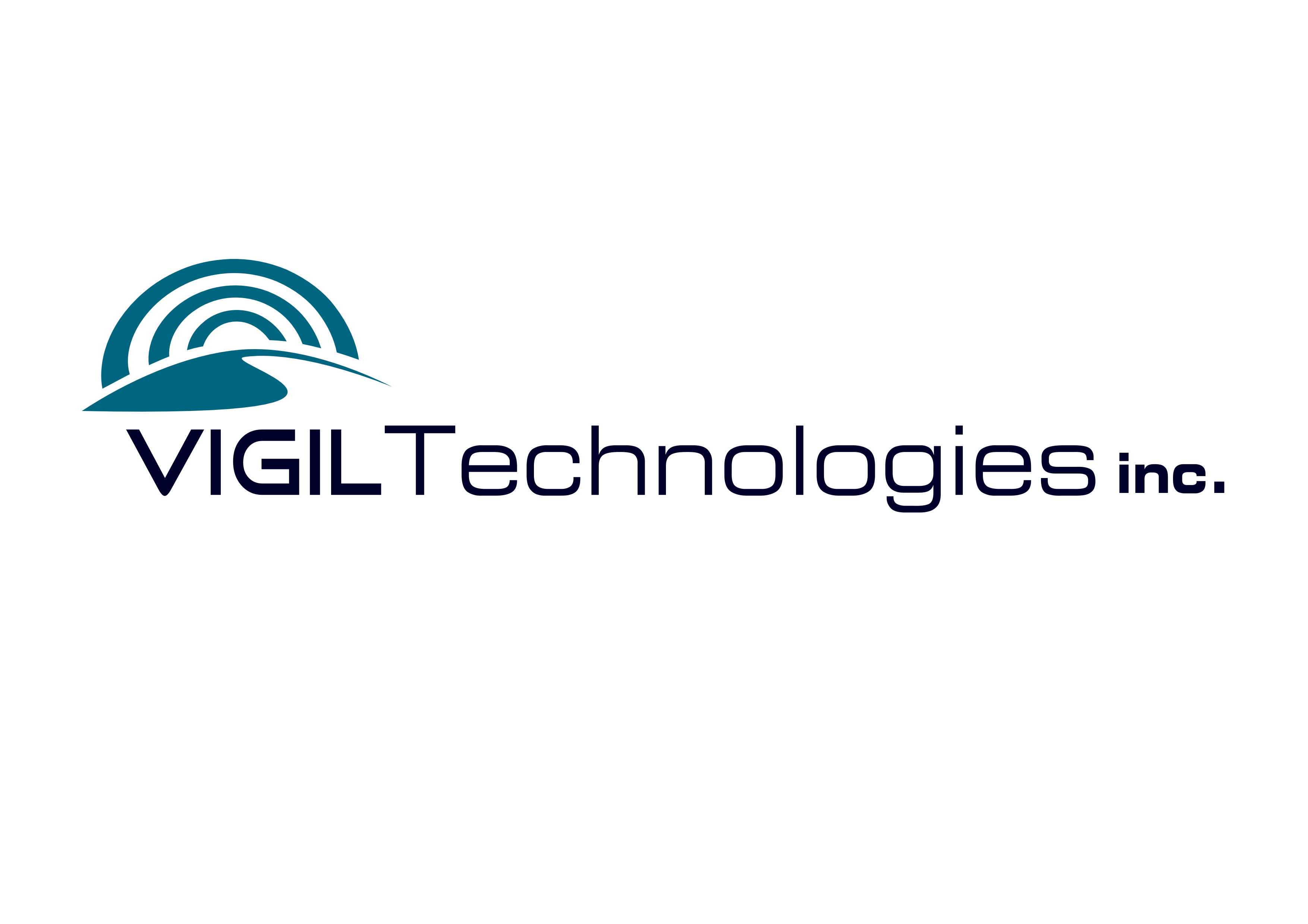 Logo Design by whoosef - Entry No. 36 in the Logo Design Contest New Logo Design for Vigil Technologies Inc..