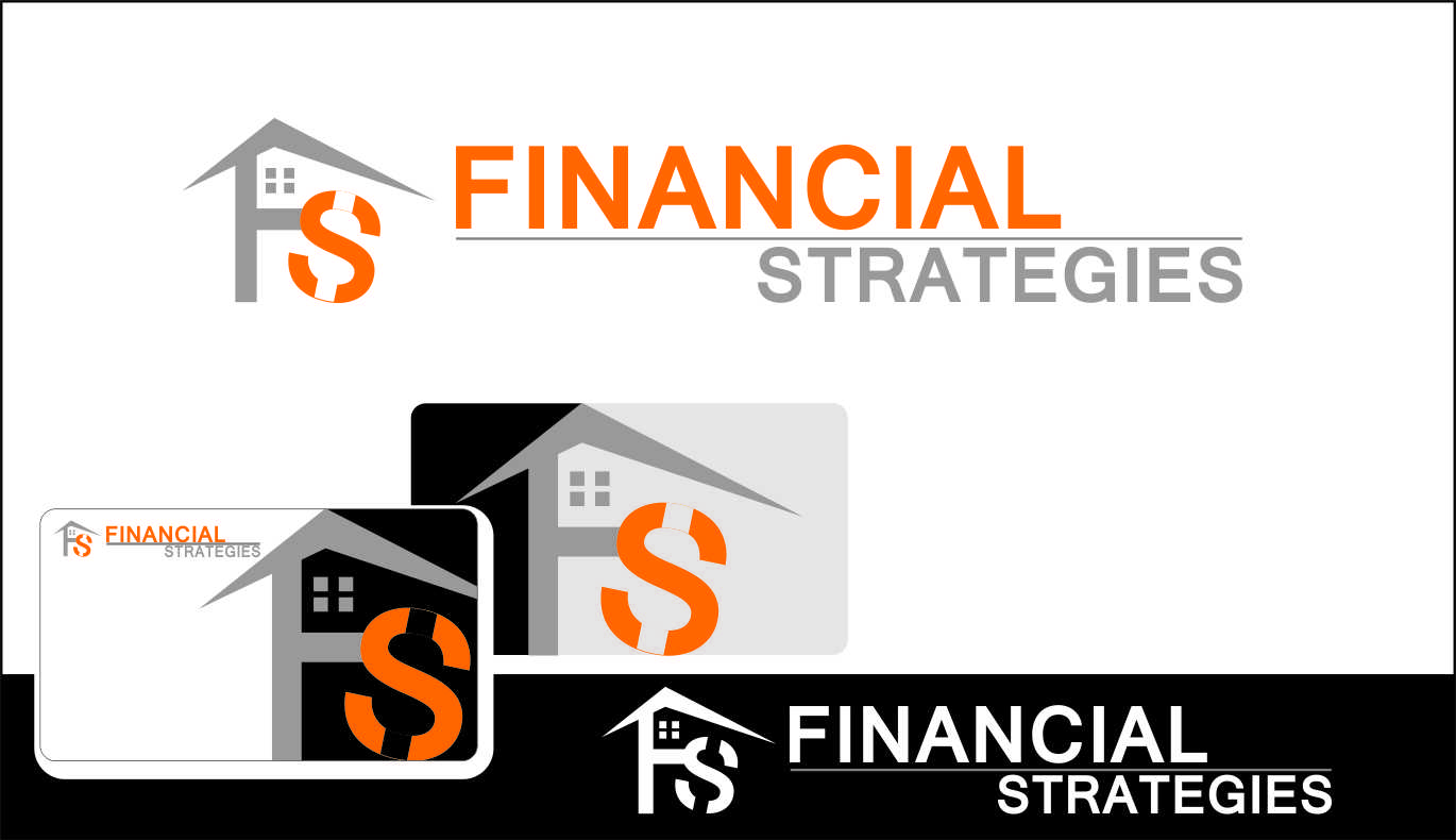 Logo Design by Private User - Entry No. 231 in the Logo Design Contest Logo Design Needed for Exciting New Company FS Financial Strategies.