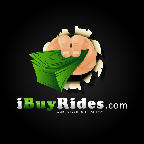 Logo Design by SilverEagle - Entry No. 46 in the Logo Design Contest IBuyRides.com needs a Cool Country Funny Cartoony Logo.