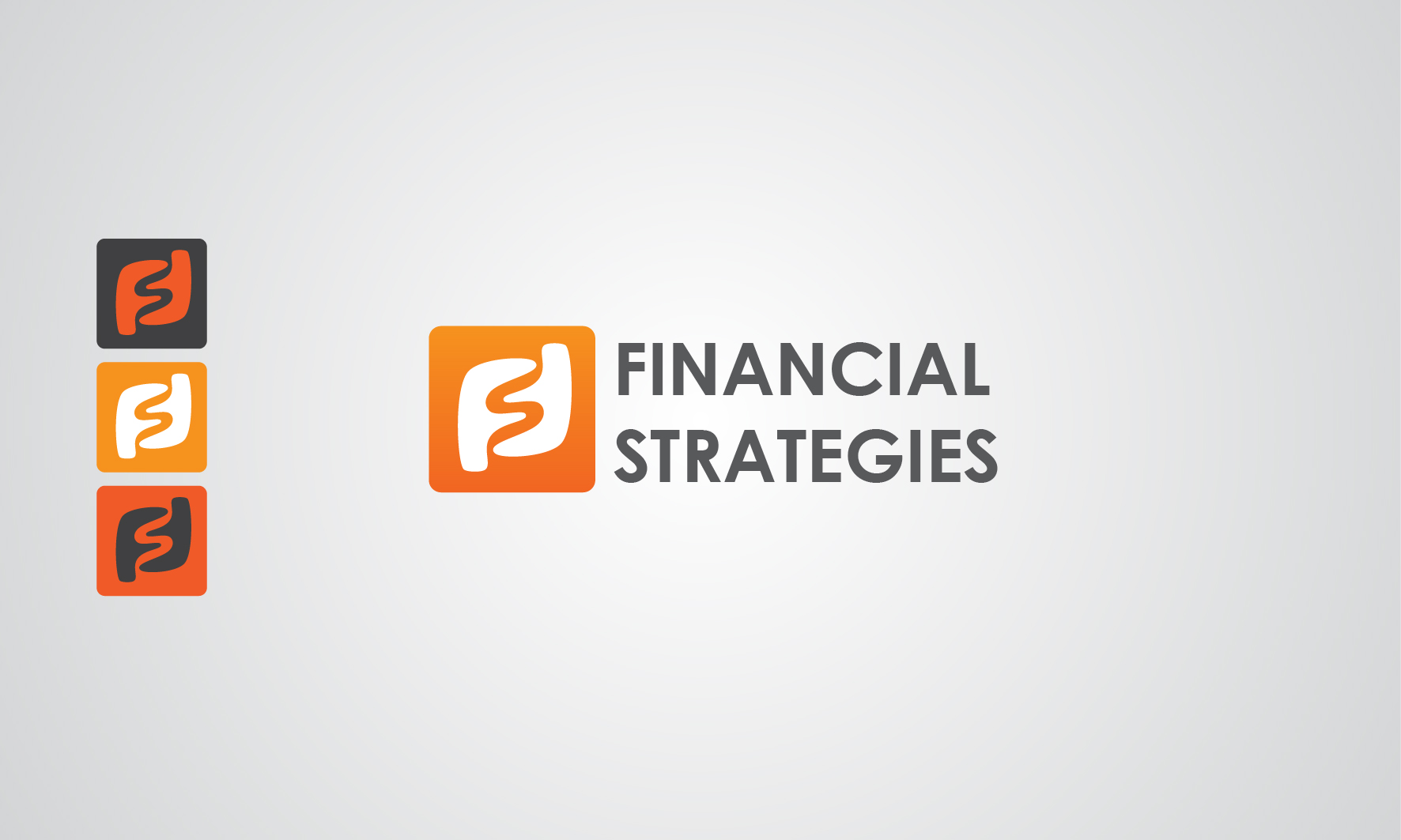 Logo Design by 3draw - Entry No. 241 in the Logo Design Contest Logo Design Needed for Exciting New Company FS Financial Strategies.