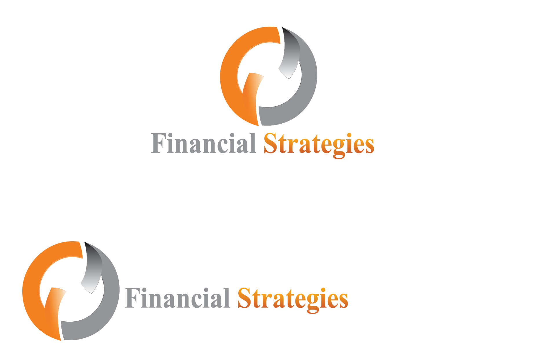 Logo Design by Muhammad Moinjaved - Entry No. 252 in the Logo Design Contest Logo Design Needed for Exciting New Company FS Financial Strategies.