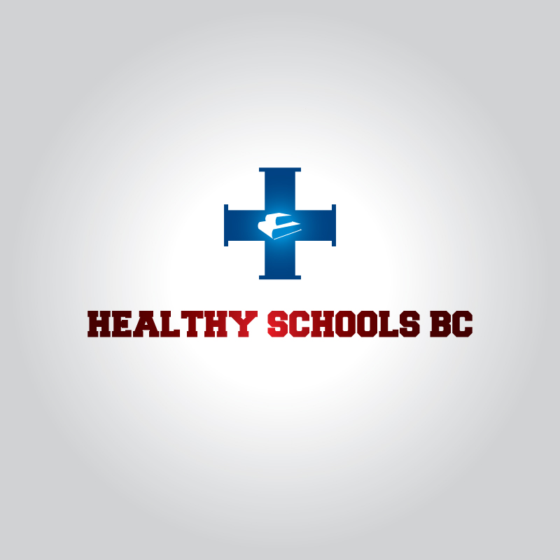 Logo Design by Suman Sahil Verma - Entry No. 3 in the Logo Design Contest SImple, Creative and Clean Logo Design for Healthy Schools British Columbia, Canada.