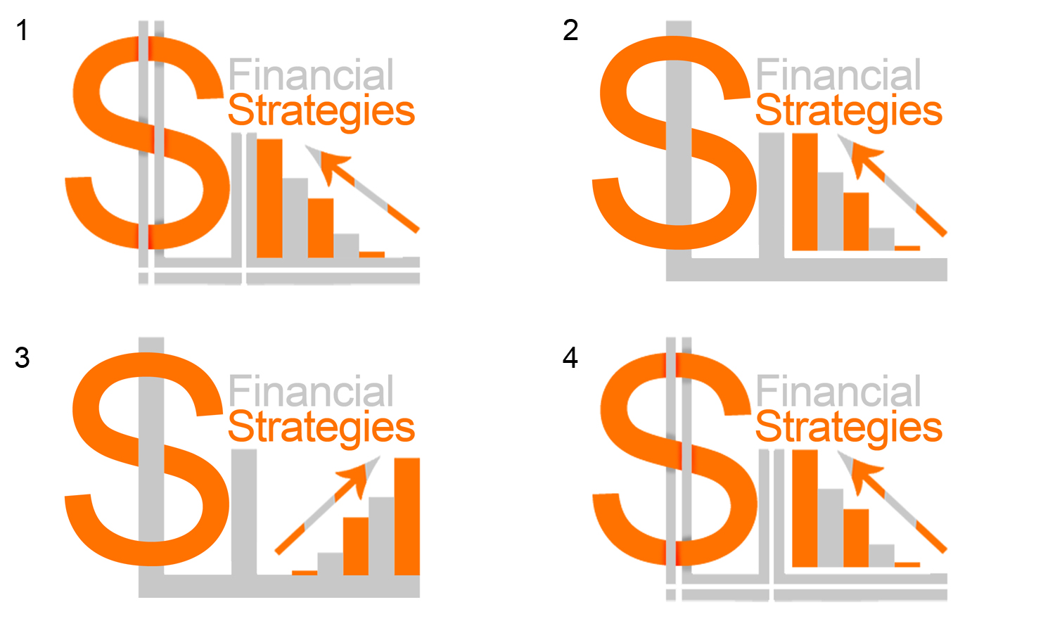 Logo Design by Niño Silan - Entry No. 257 in the Logo Design Contest Logo Design Needed for Exciting New Company FS Financial Strategies.