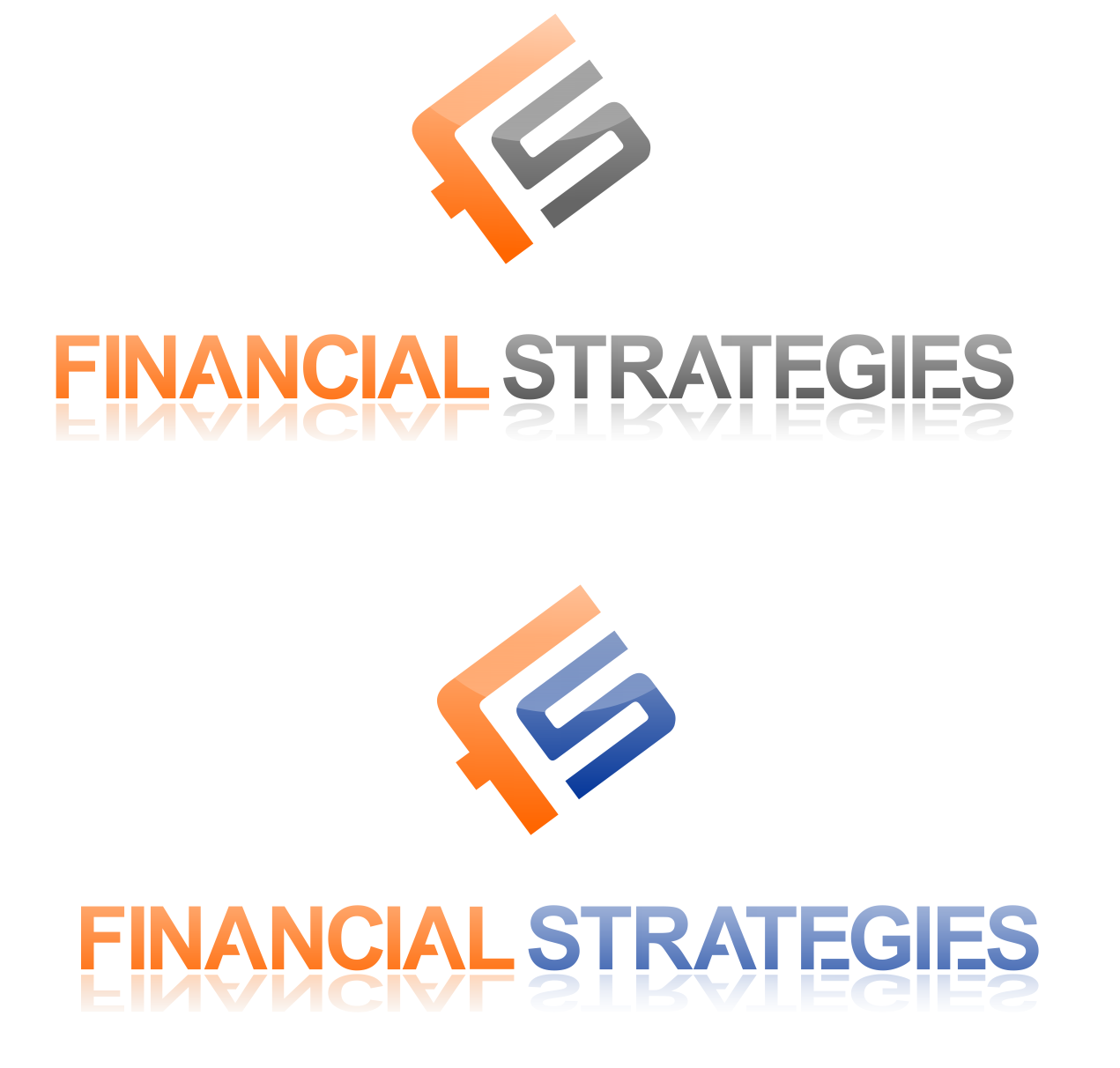Logo Design by ASEP NURROHMAN - Entry No. 260 in the Logo Design Contest Logo Design Needed for Exciting New Company FS Financial Strategies.