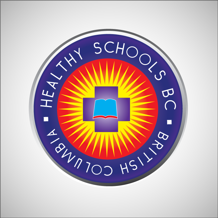 Logo Design by Private User - Entry No. 5 in the Logo Design Contest SImple, Creative and Clean Logo Design for Healthy Schools British Columbia, Canada.