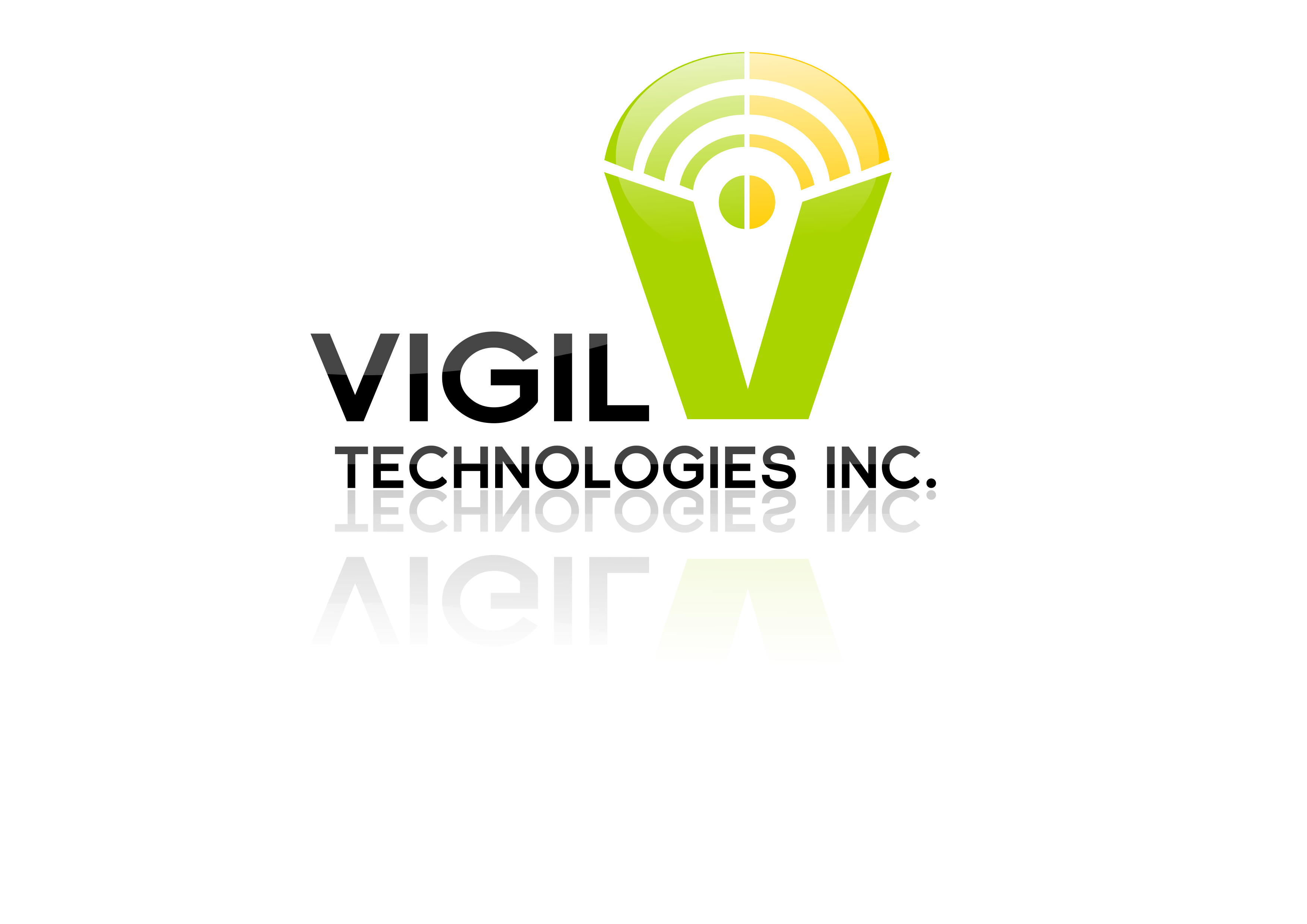 Logo Design by whoosef - Entry No. 58 in the Logo Design Contest New Logo Design for Vigil Technologies Inc..