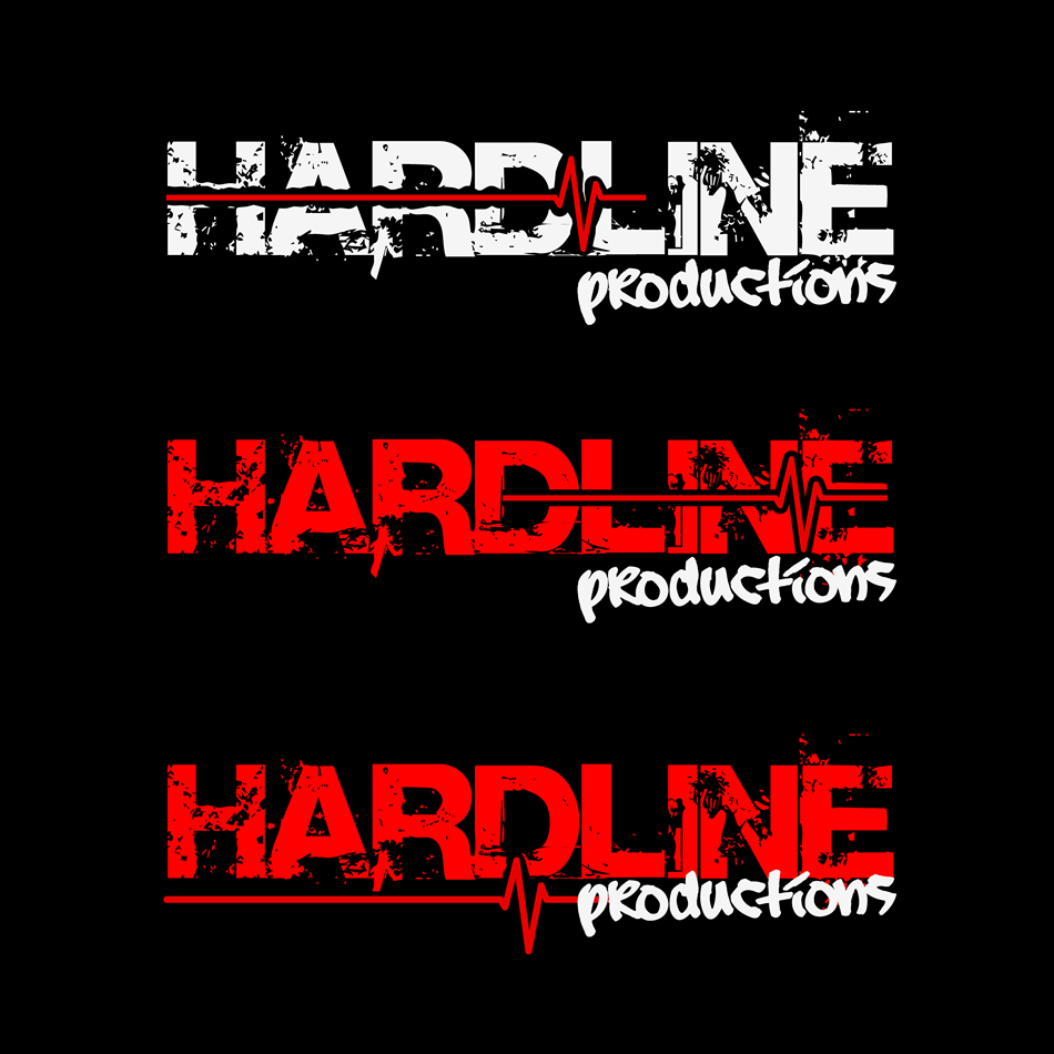 Logo Design by xenowebdev - Entry No. 50 in the Logo Design Contest Hardline Productions.