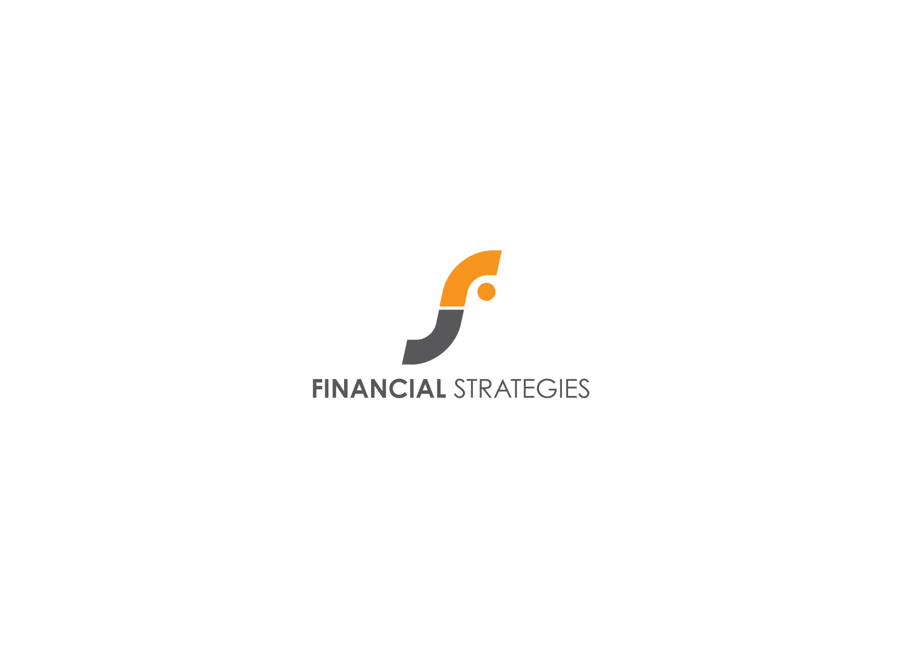 Logo Design by tanganpanas - Entry No. 269 in the Logo Design Contest Logo Design Needed for Exciting New Company FS Financial Strategies.